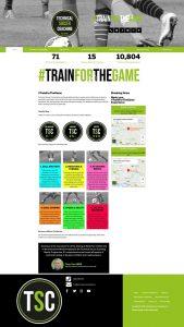 technical soccer coaching website